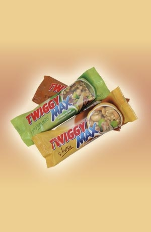 TWIGGY  MAX  10 ks x 35g